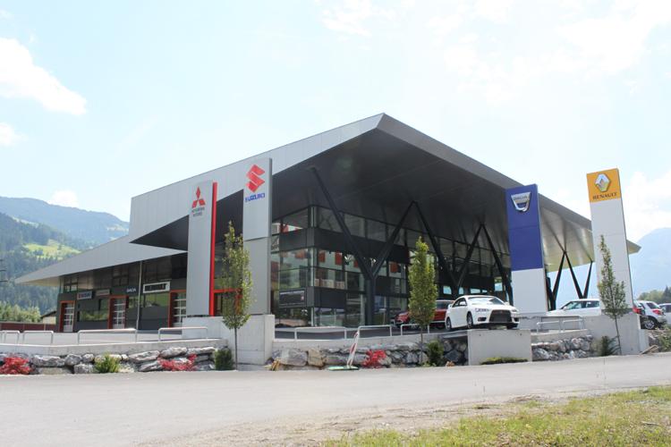Autohaus pirnbacher gr mer stahl for Autohaus stahl