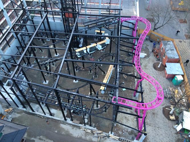 Hallensanierung Grömer Stahl Halle, Stahlbau, Dach/Wand, Schlosserarbeiten