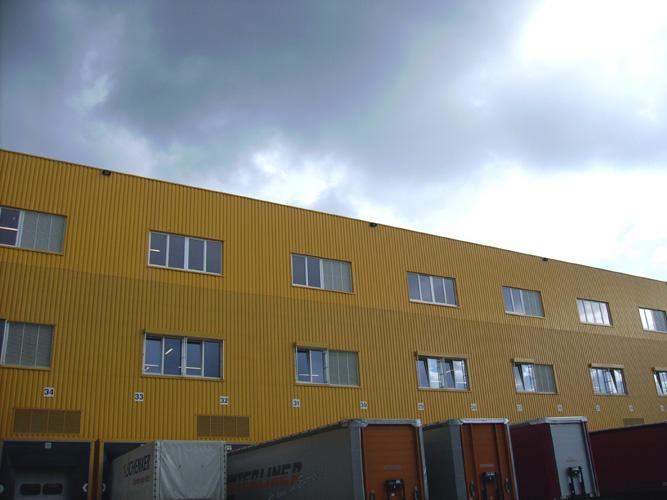 Hallenumbau Schachermayer