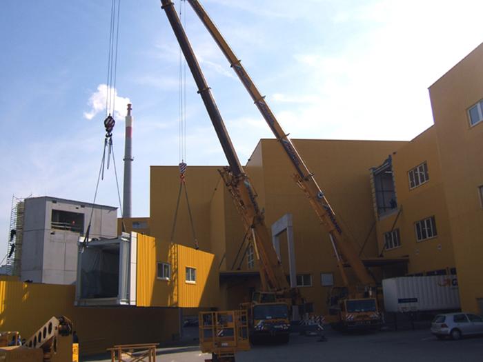 Stahlbau Schachermayer