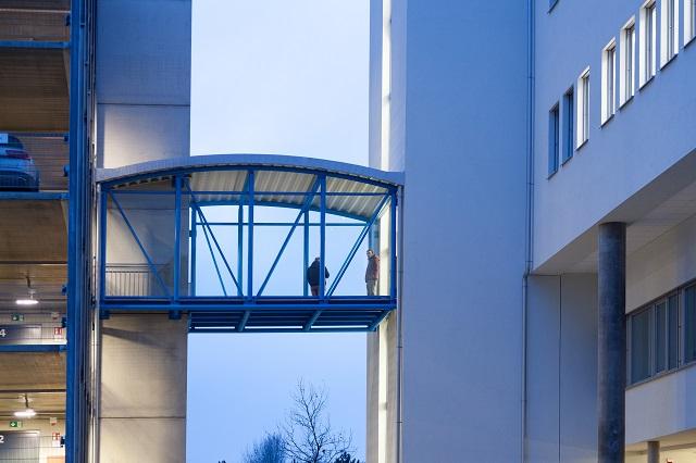 Stahlbrücke Felbermayr – Grömer Stahl GmbH