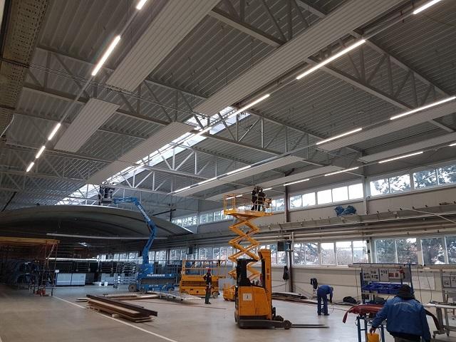 Metallbau – Polytec, Grömer Stahl GmbH